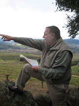 Jeff Kunde, owner Kunde Family Estate