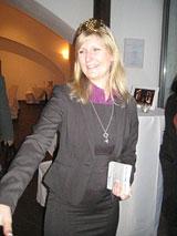 Rheingau's Wine Queen Elena Benischke