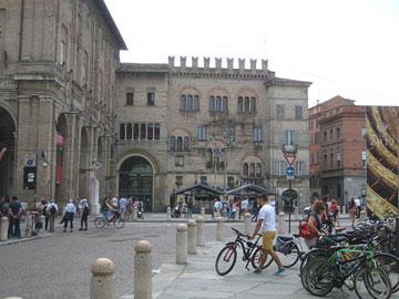 Piazza Garibaldi, Parma
