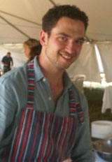 Top Chef Canada winner Carl Heinrich