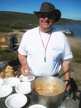 Steve's bouillabaisse