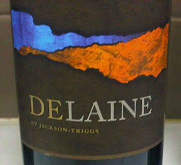 Jackson-Triggs's new Delaine Vineyard label