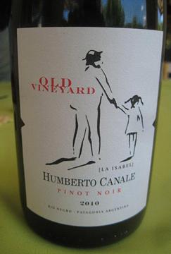 A delicious Pinot Noir