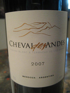 Cheval Blanc meets Argentina
