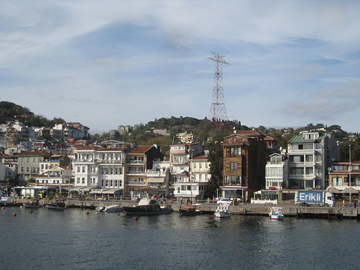 Bosphorus village