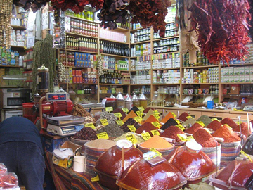 Spice store, Istanbul
