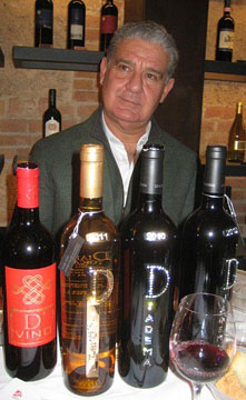Alberto Giannotti, proprietor of Diadema