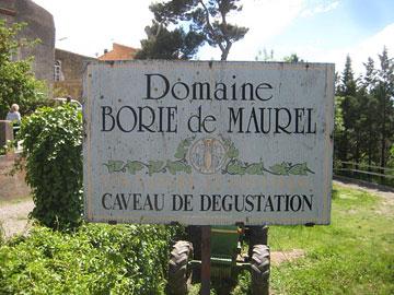 Borie de Maurel Caveau de Degustation