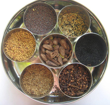 Vikram's spices for curry