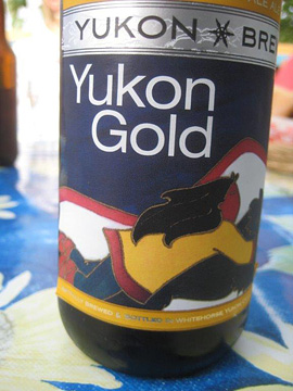 Yukon Gold (liquid form)