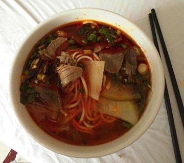 Lanzhou's best noodles