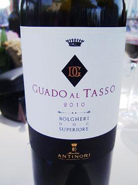 Guado Al Tasso 2010