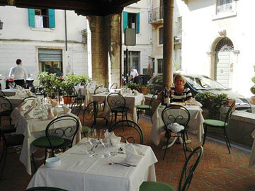 Lunch at Osteria Sgarzarie