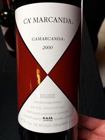 Gaja Ca'Marcanda 2000