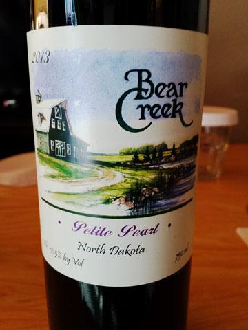 Bear Creek Petite Pearl 2013