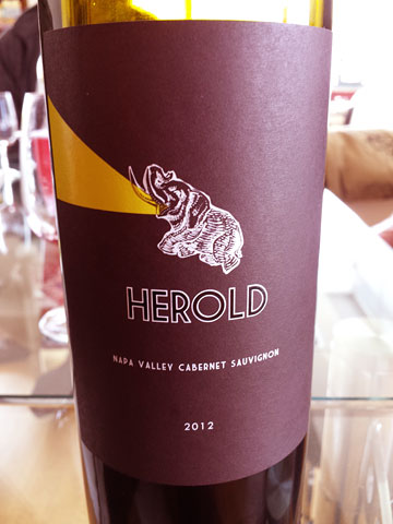 Mark Herold Brown Label Cabernet Sauvignon 2012
