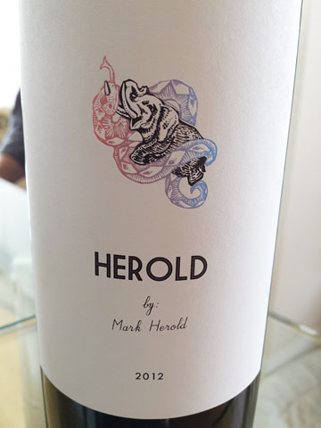 Mark Herold White Label Cabernet Sauvignon 2012