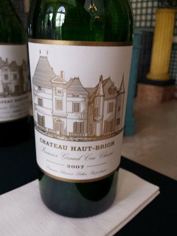 Château Haut-Brion 2007