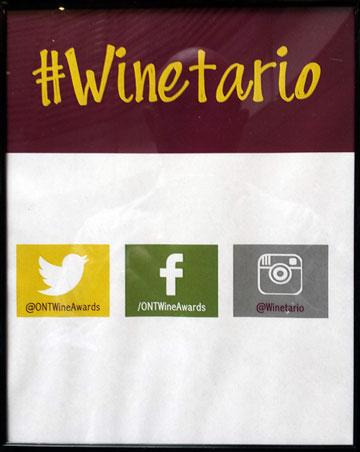 Winetario poster