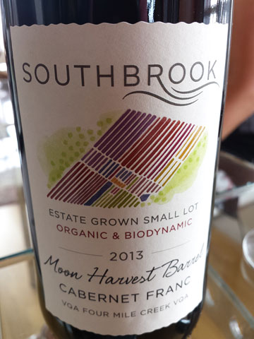 Southbrook Moon Harvest Barrel Chardonnay 2013