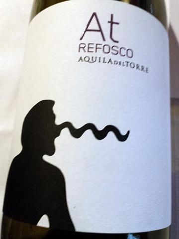 Aquila Refosco dal Peduncolo Rosso 2013