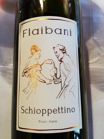 Flaibani Schioppettino 2011