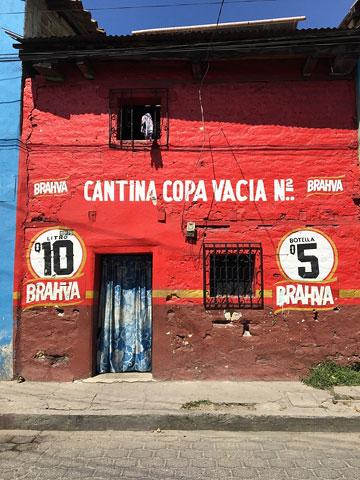 Cantina Copa Vacia in Chichicastenango