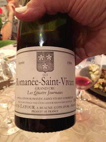Louis Latour Romanée-Saint-Vivant 1999