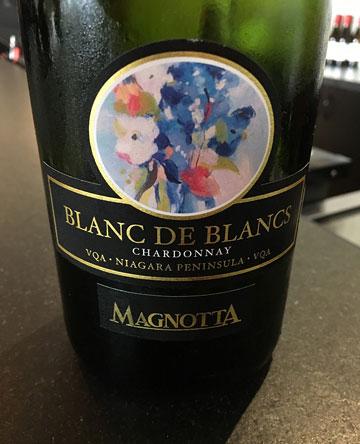Magnotta Blanc de Blancs Chardonnay