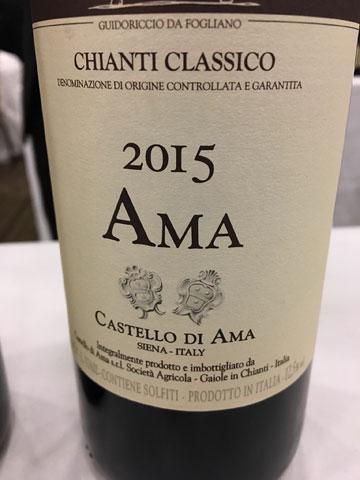 Castello di Ama Chianti Classico 2015